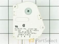 Whirlpool Wp68233 3 Defrost Timer 120v 60hz