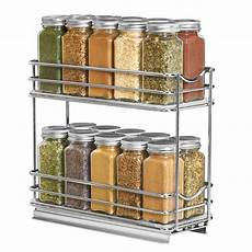 430422 professional roll out spice organizer two tier
