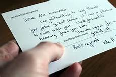 Thank You Note For A Thank You Gift How To Write A Business Thank You Note With Sample Notes
