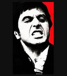 scarface wallpaper iphone scarface hd wallpaper for your iphone 6 spliffmobile