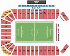 Toyota Field Seating Chart Toyota Stadium Seating Chart Amp Maps Frisco