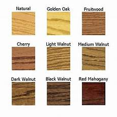 Lockwood Dyes Color Chart Is It Ok To Stain Wood And Then Apply Danish Oil After