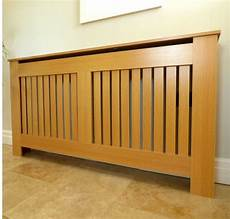 brand new stonehouse vertical slat oak radiator cover x