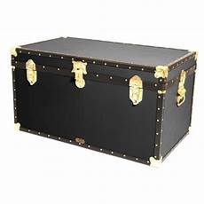 mossman 36 quot cabin trunk black cabin steamer trunk trunks