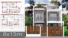Home Design Story Review Home Design Plan 7x11m Plot 8x15 With 4 Bedrooms