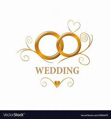Wedding Logo Logo Wedding Royalty Free Vector Image Vectorstock