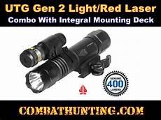 Utg Laser Light Combo Lt Elp38q A Utg Gen 2 Light Red Laser Combo With Integral