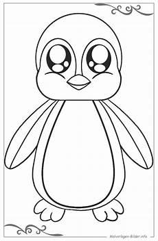 pinguine ausmalbild f 252 r kinder zum ausdrucken