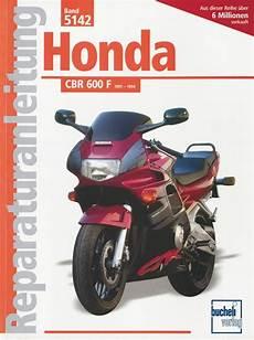 Reparaturanleitung Honda Cbr 600 F Pc25