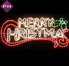 Rope Light Christmas Signs Led Rope Merry Christmas Sign Commercial Quality Buy Led