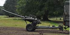 105mm Light Gun For Sale British Army Artillery 105mm Light Gun A6b6 Armed