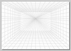 Perspective Graph Paper One Point Perspective Drawing The Ultimate Guide One