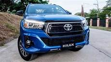 2019 Toyota Hilux by 2019 Toyota Hilux Conquest 4x4