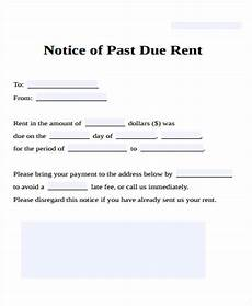 Rent Due Letter 39 Free Notice Forms