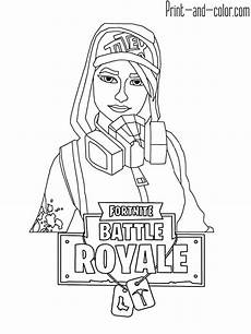 Fortnite Malvorlagen Free Fortnite Coloring Pages Print And Color