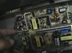 How To Repair Polaroid Flm 323b No Power Problem Youtube