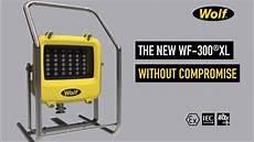 Atex Led Flood Light New Wf 300xl Wolf Safety Atex Hazardous Area Led