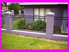 Simple Fence Design Wrought Iron Fencing Designs Youtube