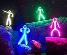 Diy Stickman Light Costume Led Stick Figure Costume Gearnova