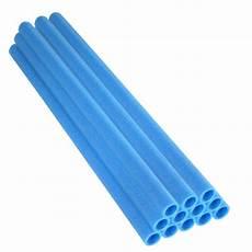 foam sleeve bounce 33 in blue troline pole foam sleeves fits