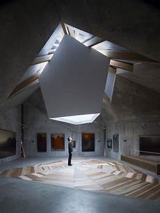 Natural Lighting In Museums Mecenat Art Museum Naf Architect Museum Architecture