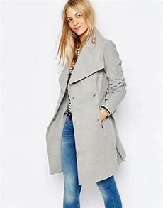 drape coats for witer vero moda belted drape coat draped coat coat winter
