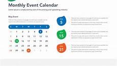 Calendar Slides Best Free Powerpoint Calendar Templates On The Internet