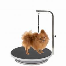 lille hund hundetrimmebord lille til hund med galge groomit