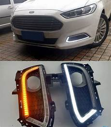 2013 Ford Fusion Fog Lights 2x For Ford Mondeo Fusion 2013 2015 Led Daytime Running