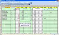 Microsoft Excel Accounting Templates Account Spreadsheet Templates Excelxo Com
