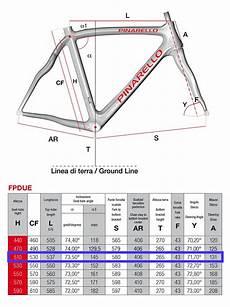 Pinarello Fp Quattro Size Chart Pinarello Fp Due Sizing Chart Putu S Kardha Flickr