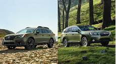 Subaru Usa 2020 Outback by 2020 Subaru Outback See The Changes Side By Side