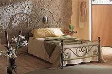 da letto ferro battuto letti singoli ferro battuto dane mobili