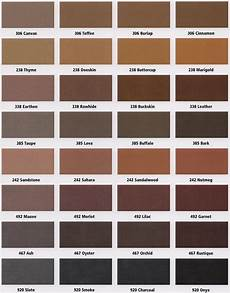 Solomon Mortar Color Chart Colors To Choose From