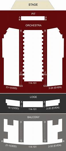 Paramount Asbury Park Seating Chart Paramount Theatre Asbury Park Nj Seating Chart And Stage