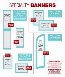Banner Size Chart Custom Artguide Specialty Banners Outreach Com