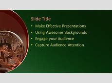 Free Bitcoin PowerPoint Template   Free PowerPoint Templates
