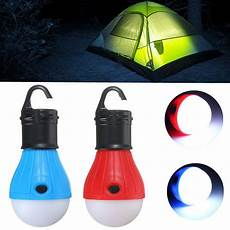 Light Tent Outdoor Portable Hanging Led Camping Tent Light Bulb