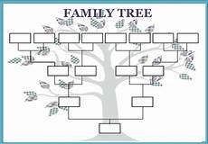 Free Family Tree Template Word Doc Family Tree Template Word Template Business