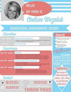 Great Creative Resumes Creative Resume I Wonder What The Hr Department Thought