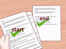 Example Of How To Write A Resumes How To Write A Resume Summary Statement 13 Steps With