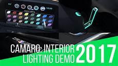 2016 Camaro Interior Spectrum Lighting 2017 Chevrolet Camaro Interior Spectrum Lighting Demo