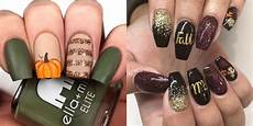 Fall Color Nail Designs 20 Best Fall Nail Designs Fall Nail Art Ideas