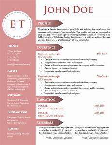 Word Template For Resume Free Cv Resume Template 740 746 Get A Free Cv