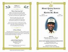 How To Make A Funeral Program Funeral Program Quotes Quotesgram