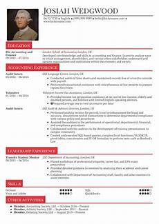 Accountant Resume Sample 10 Accountant Resume Samples That Ll Make Your Application