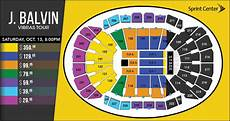 Tilles Center Seating Chart Seating Charts Sprint Center