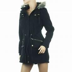 xl coats parka coat womens winter jacket faux fur