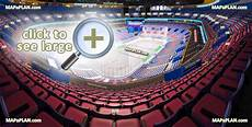 St Louis Blues Seating Chart View Scottrade Center Seat Amp Row Numbers Detailed Seating Chart