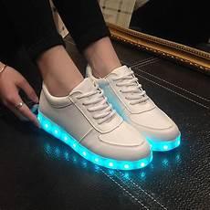 Nike With Light Shoes Big Size 2015 Women Men Fashion Light Up Casual Shoes Usb